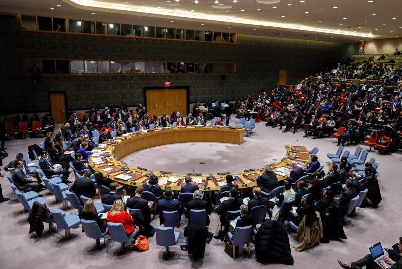 UN-Sicherheitsrat hat fünf neue nicht-ständige Mitglieder
