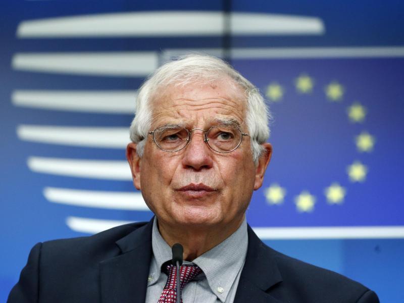 EU bestellt belarussischen Botschafter wegen Flüchtlingen ein