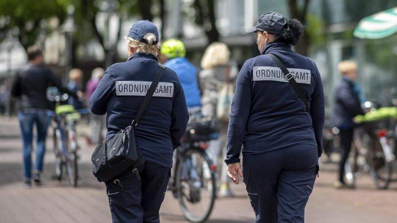 NRW: Gewalt gegen kommunale Ordnungskräfte steigt an