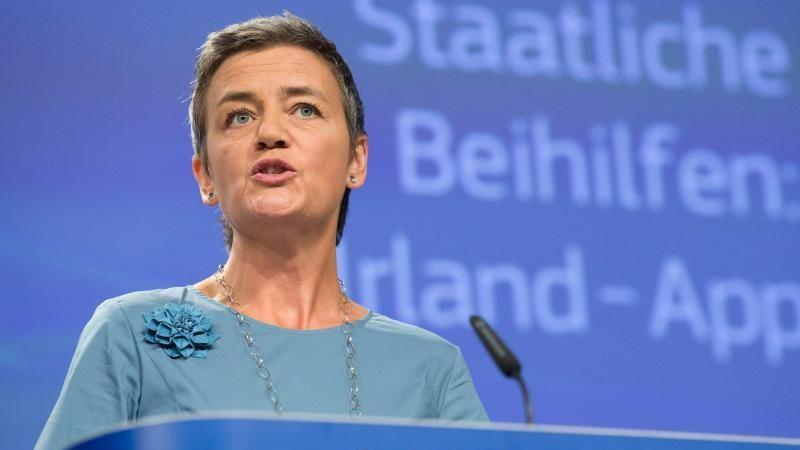 EU will Tech-Allianz mit USA – Vestager: Digitale Technologien Schlüsselelement eines Systemwettbewerbs mit autoritären Regimen