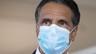 Einflussreiche Parteifreunde fordern New Yorks Gouverneur Cuomo zum Rücktritt auf