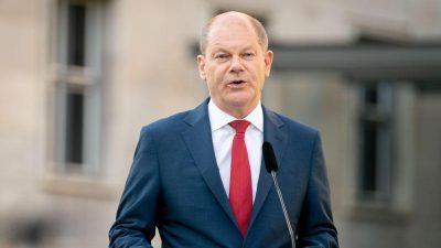 SPD-Politiker positionieren Scholz als Kanzlerkandidaten