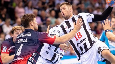 Handball-Bundesliga will mit Supercup vor Zuschauern starten