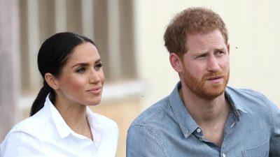 Prinz Harry und Meghan Markle produzieren künftig Podcasts