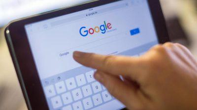 Google diskriminiert nicht-englischsprachige Publikationen