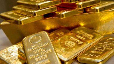 Deutsche lagern so viel Gold wie nie