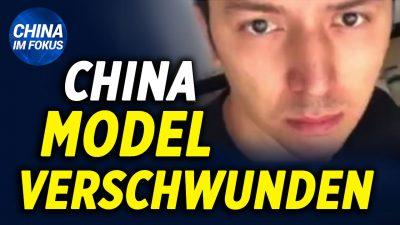 NTD: Verbot von WeChat gravierender als das von Tiktok | Model verschwindet nach Enthüllung