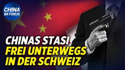 NTD: Schweiz erlaubt Chinas Stasi geheime Ermittlungen   Angestellte müssen als Strafe in der Öffentlichkeit kriechen