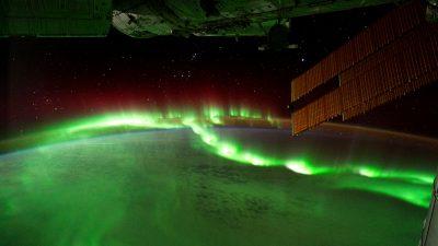 Polarlicht-Perlenketten: NASA enträtselt himmlisches Mysterium