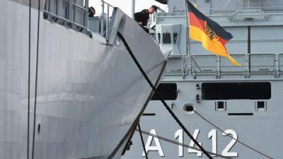 Bundeswehr entsendet medizinisches Erkundungsteam nach Beirut