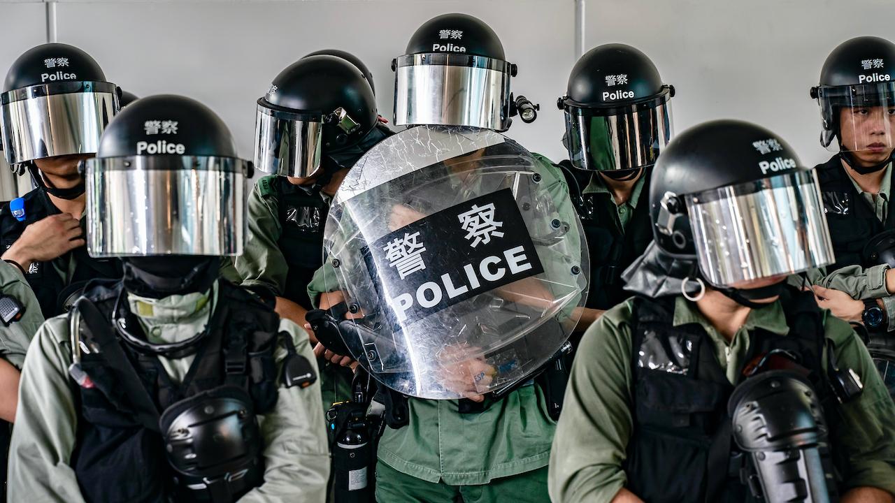 """Petition: Pekings """"Sicherheitsgesetz"""" für Hongkong bricht internationales Recht"""