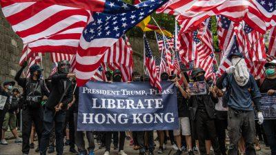 Washington prangert Pekings geplante Wahlrechtsänderung für Hongkong an