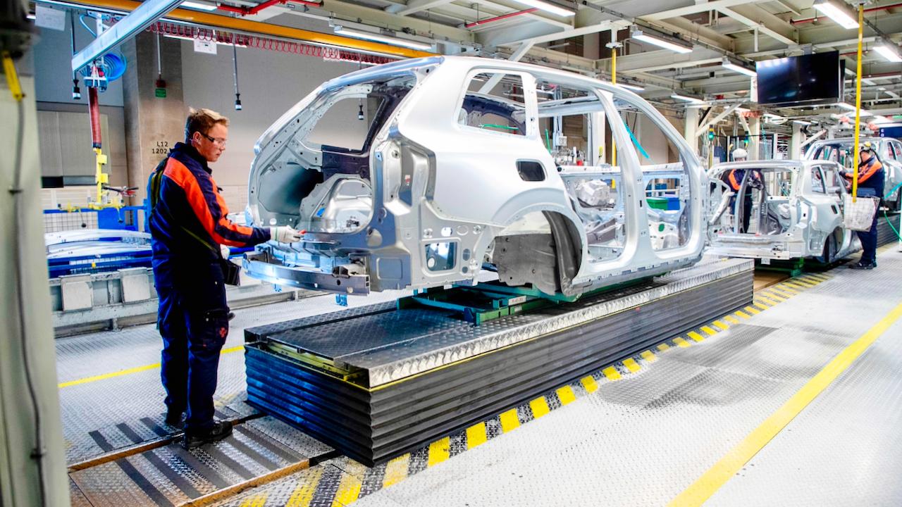 Volvo will bis 2030 rein elektrisch werden