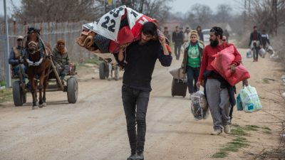 Weniger illegale Migration über die Türkei – Deutschland nach Spanien beliebtestes Asylantragsland