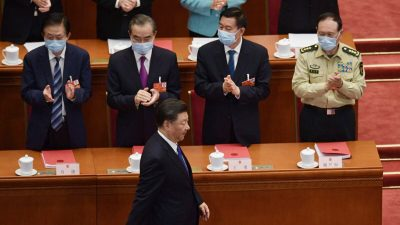 Durchgesickerte Regierungsdokumente belegen: Chinesische Beamte verweigern Befehle von Xi Jinping