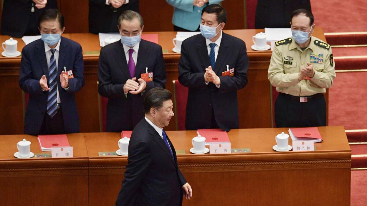 Machtkämpfe in der chinesischen Politik: Geheimtreffen beendet – Xi Jinping steht auf wackligem Posten