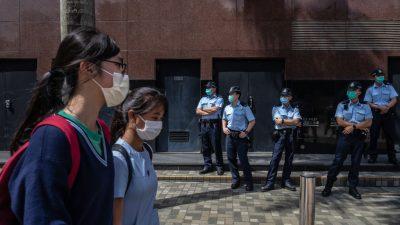 Hongkonger Regierung zensiert Schulbücher zur Erziehung zum kritischen Bürger