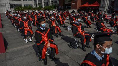 Verborgene Militär-Verbindung: Forscher von China-Unis im Ausland in Hoover-Bericht belastet