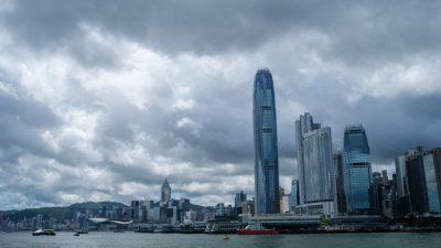 Hongkong-Polizei will Demokratie-Aktivisten auch im Ausland festnehmen