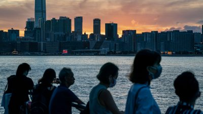 USA setzen drei weitere Abkommen mit Hongkong aus