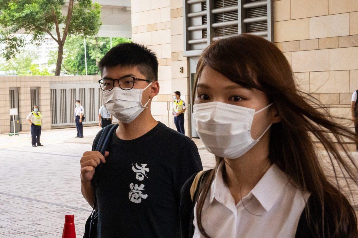"The ""Real Mulan"": Hongkong-Aktivistin Agnes Chow im Kampf für Land und Leute"