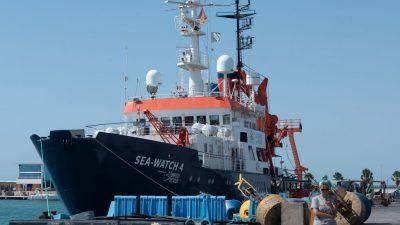 """EKD-Chef Bedford-Strohm fordert Italiens Verkehrsministerin zur Freigabe der """"Sea-Watch 4"""" auf"""