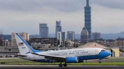 """Washington beendet """"Ein-China""""-Politik: Pompeo hebt Beschränkungen für US-Taiwan-Beziehungen auf"""