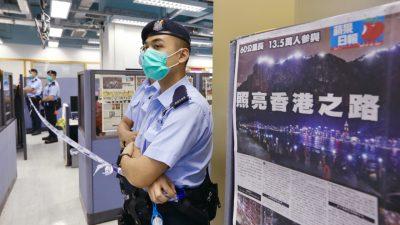 Journalisten in Gefahr: Epoch Times Reporter in Hongkong verfolgt