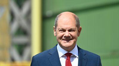 Finanzminister Scholz: Das Schlimmste der Corona-Wirtschaftskrise liegt hinter uns