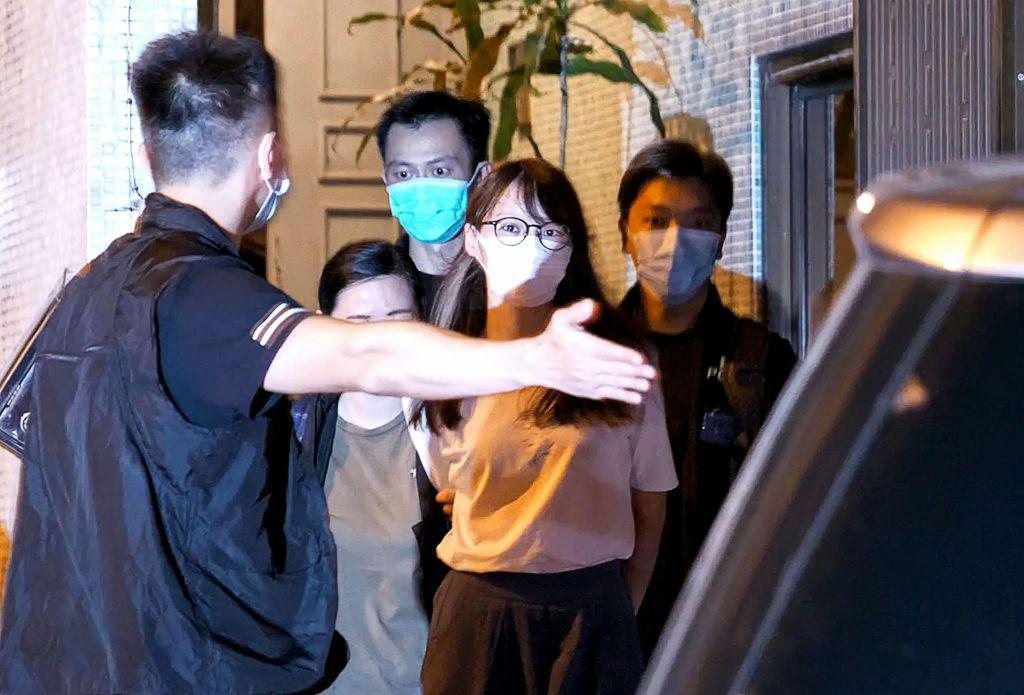 Peking lässt führende Vertreter der Hongkonger Demokratie-Bewegung festnehmen