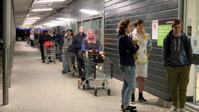 Neue Corona-Fälle in Neuseeland: Familie positiv getestet – Auckland wieder im Lockdown