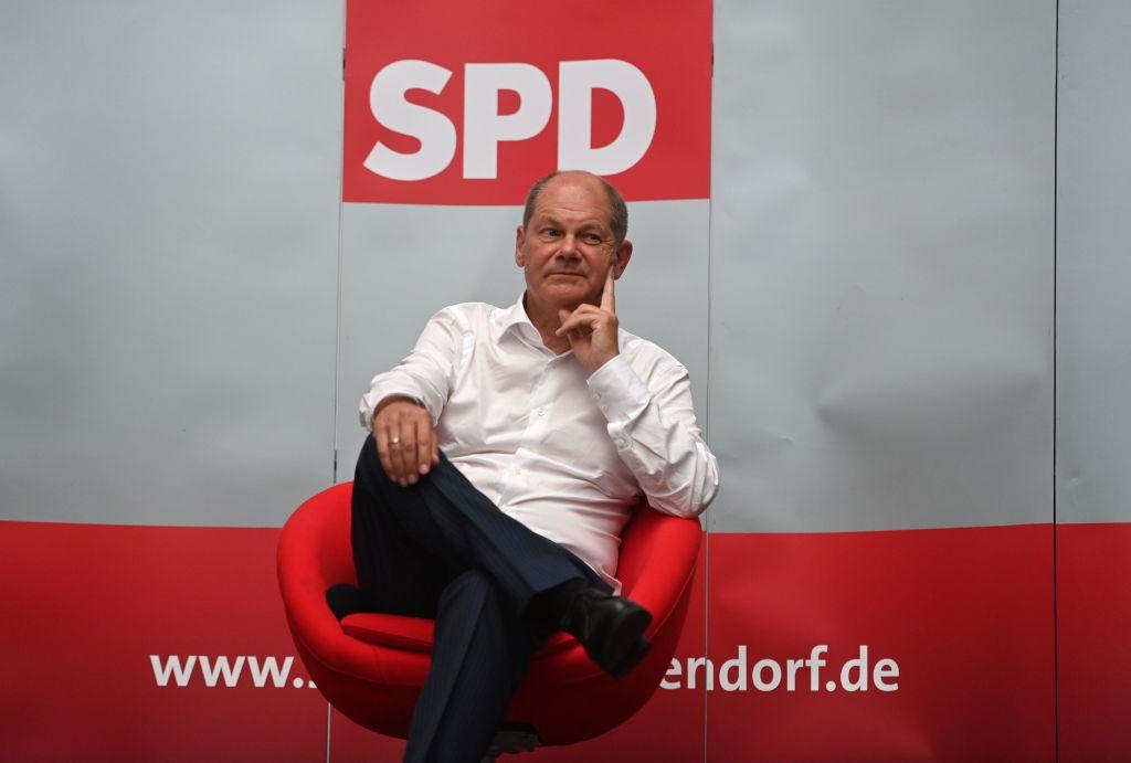 Scholz: Deutscher Staat noch lange nicht an seinen finanziellen Grenzen