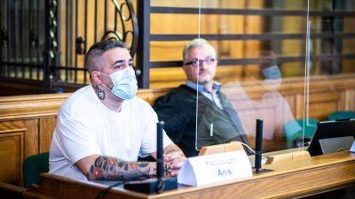 Bushido spricht vor Gericht von Einschüchterung und Zwang durch seinen Ex-Geschäftspartner Clanchef Arafat A.C.
