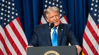 Trumps UN-Rede (dt.): China muss für Corona bezahlen – Präsident gibt Überblick zur US-Entwicklung