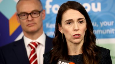 Neuseeland verlängert Ausgangssperre für Auckland – Arden will möglicherweise Parlamentswahlen verschieben