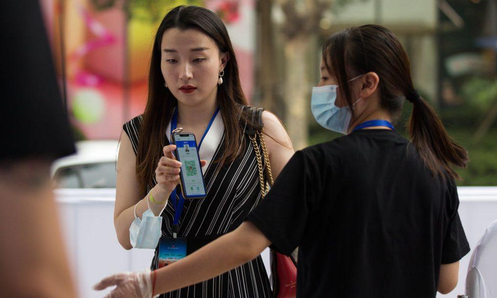 WeChat-Gesundheits-App: Alle Daten fließen direkt in Chinas Überwachungsapparat