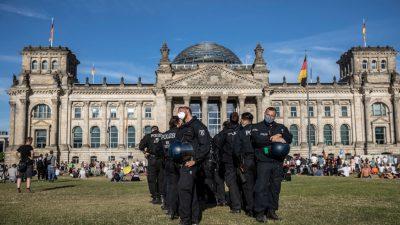 NZZ-Chef über Deutschland: Politiker, die die Bürger am meisten bevormunden, sind am populärsten