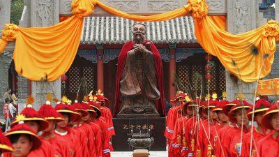 """""""Konfuzius-Institute"""" in USA als chinesische Auslandsvertretungen klassifiziert"""