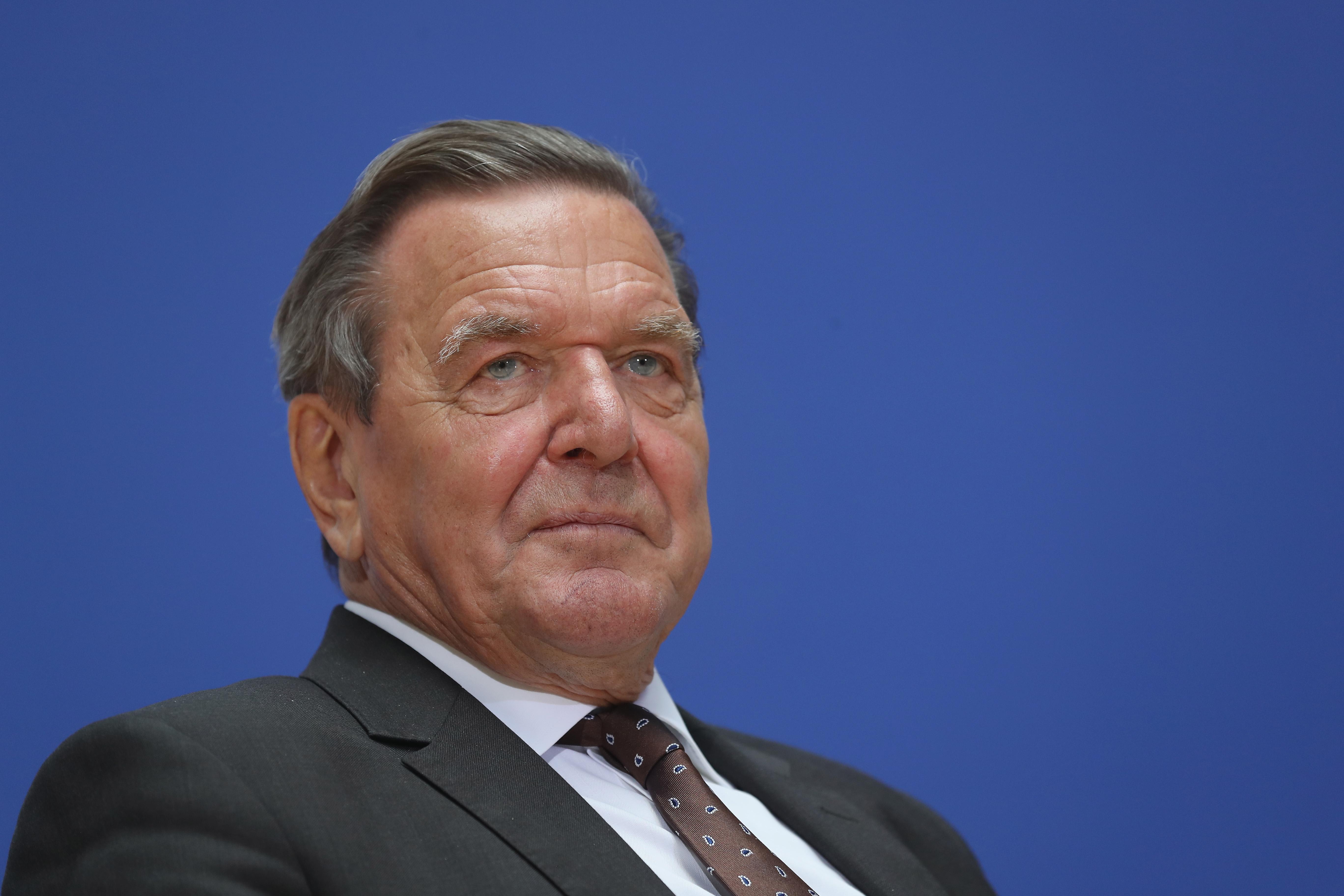 """Schröder zur Kanzlerkandidatur: """"Egal, wen die SPD aufstellt – es wird eine schwarz-grüne Regierung geben"""""""