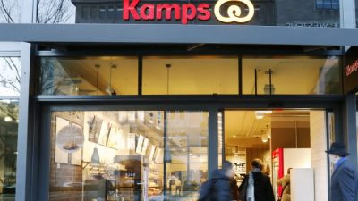 Bargeld und die Bäckerei Kamps: Die reduzierten Mehrwertsteuersätze erhält man nur bei bargeldloser Zahlung