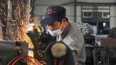 """Wirtschaft China: In der """"Fabrik der Welt"""" sind die Firmenschließungen unzählbar"""