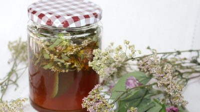 Oxymel – Altes Heilmittel aus Honig und Essig selbst gemacht