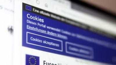 Verbraucherschützer gegen Rücknahme von Cookie-Zustimmungspflicht