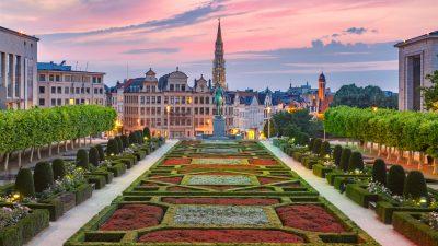 Auswärtiges Amt warnt vor Reisen nach Brüssel