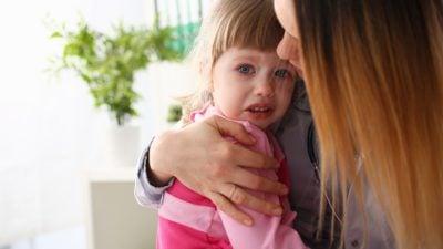 Kinder nicht mit Ängsten und Fragen allein lassen