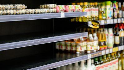 Preiskampf im Einzelhandel: Es drohen Auslistungen von Markenprodukten