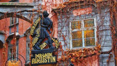 """Klassik des Tages: Die Pest in Wien 1679 und """"Oh du lieber Augustin"""""""