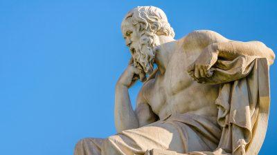 Leben und Tod eines Weisen: Wie Sokrates für die Meinungsfreiheit starb