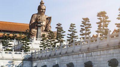 Biographien aus dem alten China: Die Geschichte von Laozi (Lao Tse)