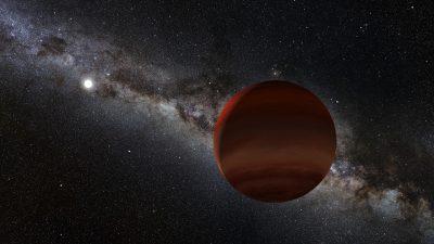 """100 kühle Welten in Sonnennähe entdeckt – einige """"Braune Zwerge"""" kalt genug für Wasser"""
